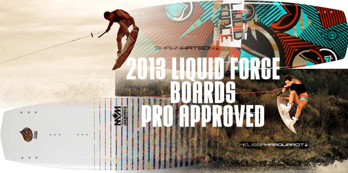 2013 liquid force wakeboards