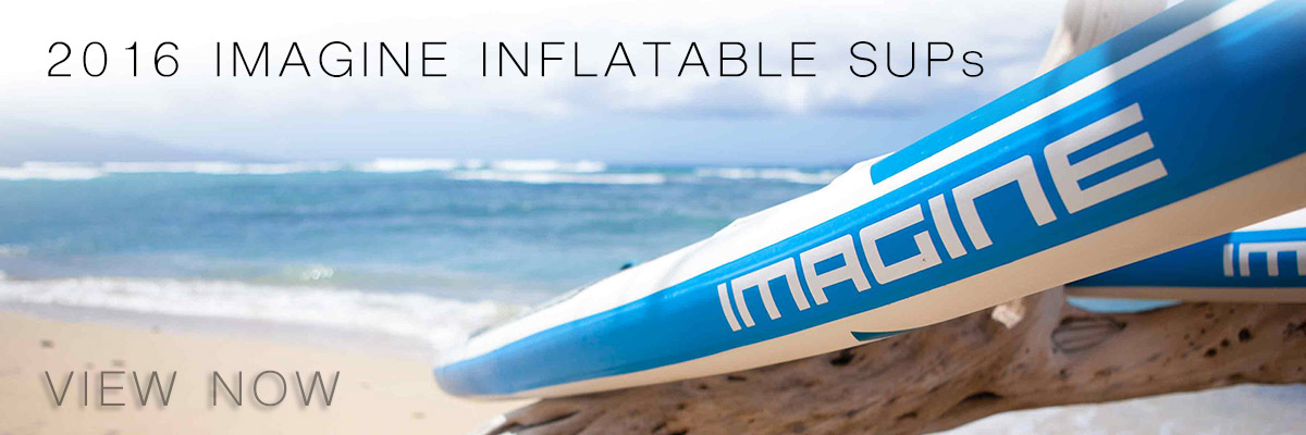 2016 Imagine Inflatable SUPs