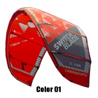 2015 Cabrinha Switchblade Kite Only