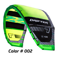 2016 Cabrinha Drifter Kite Only