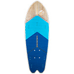 2018 Cabrinha Double Agent Foil Board (Board Only)