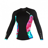 Diva Long Sleeve Neoprene Vest